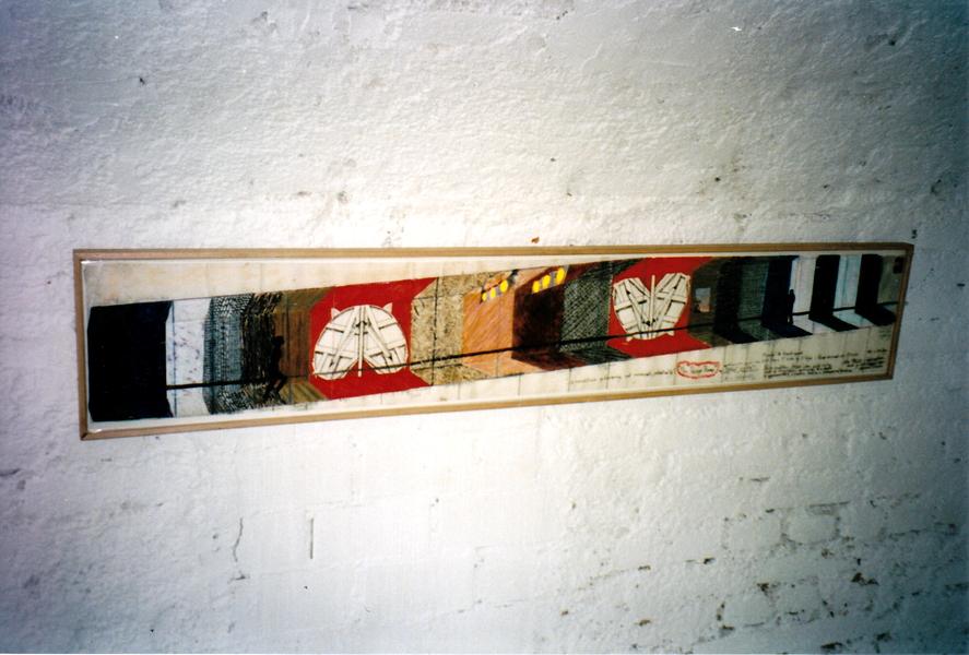 Mierle Laderman-Ukeles Flow City KKOe Bea Voigt Galerie 1993r