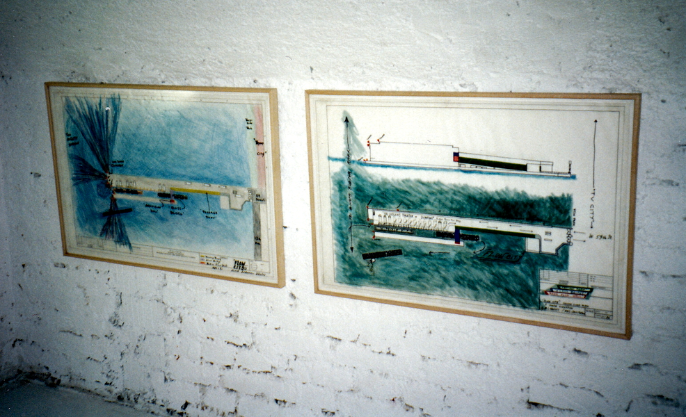 Mierle Laderman-Ukeles Flow City KKOe Bea Voigt Galerie 1993_2r